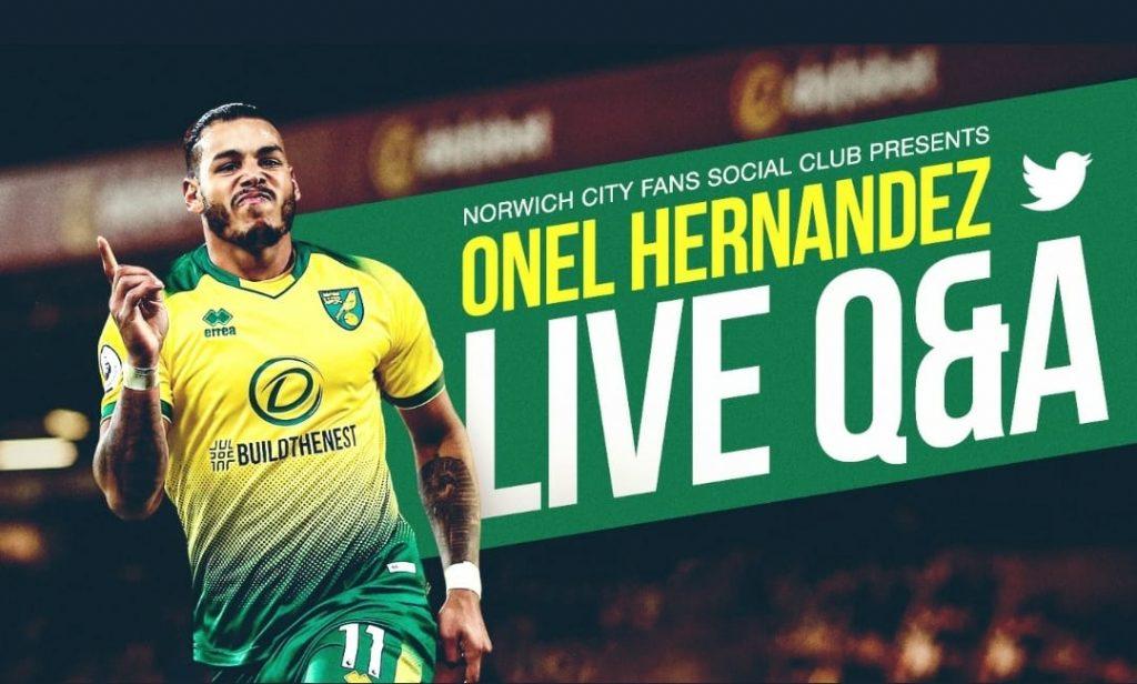 Onel Hernandez Q&A